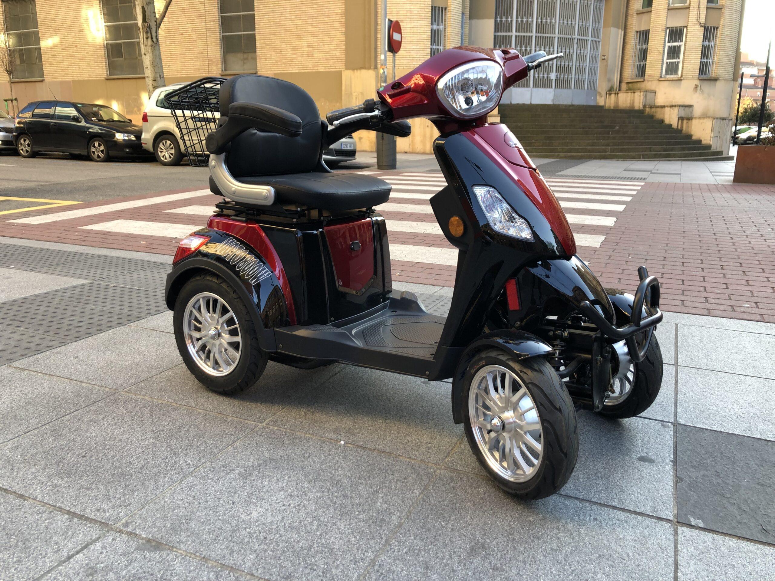 Scooter eléctricas